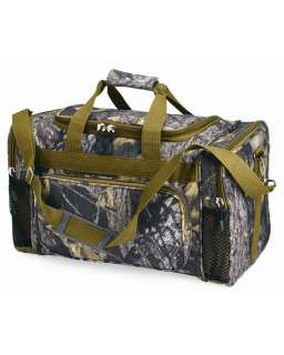 Camo NEW Break Up Hunting Fishing Gear 20 DUFFLE Bag B1520 KC Duffel