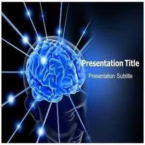 Brain Powerpoint Template   Brain Powerpoint Template