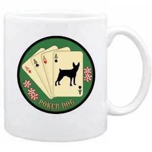 New  Toy Fox Terrier / Poker Dog   Mug Dog