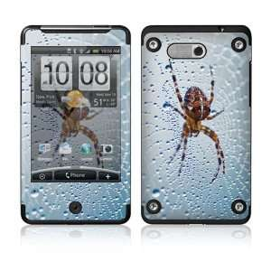 Dewy Spider Protective Skin Cover Decal Sticker for HTC