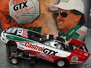 JOHN FORCE 1999 CASTROL GTX 8 TIME CHAMP 1/24