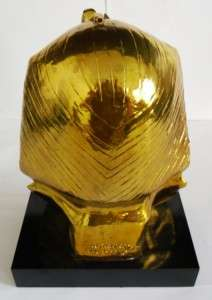 Austin Productions King Tut Sculpture 1977 Golden Art