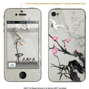 for AT&T & Verizon Apple Iphone 4 case cover iphone4 228 Electronics