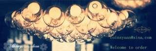 Modern Designer 10 Lights Bubble Lux Pendant lighting