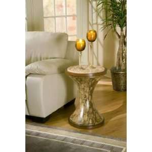 Butler Specialty 1461035 Round Accent End Table, Designer