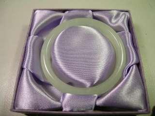 100% Genuine Green Jade Bangle Bracelet GC178
