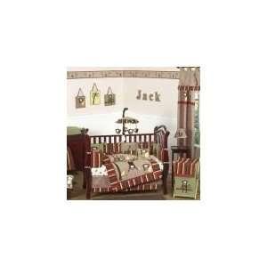 Monkey 9 Piece Crib Baby Boys Crib Bedding Set Baby