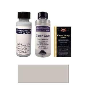 Silver Metallic Paint Bottle Kit for 2008 Pontiac Torrent (67/WA433P