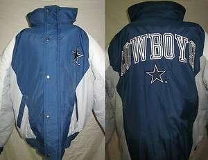 90s Vintage Dallas Cowboys Jacket Logo 7