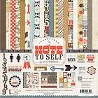 Echo Park 12x12 Scrapbook Collection