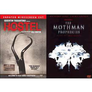 Hostel (Unrated) / The Mothman Prophecies (Widescreen
