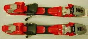 Marker M7.1 Logic 1 Snow Ski Bindings Red Black NEW