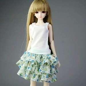 05# Green Skirt/Dress/Outfit 1/4 MSD BJD Dollfie