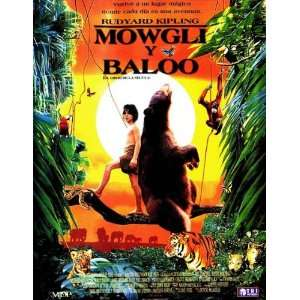 The Second Jungle Book: Mowgli & Baloo Poster Movie Spanish 27x40