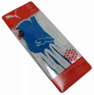 Puma Junior Monoline Performance Golf Glove   Blue 847744002200