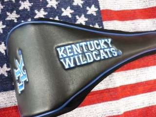 of Kentucky Wildcats UK Magnetic Golf 460cc Driver Head Cover NEW SEC