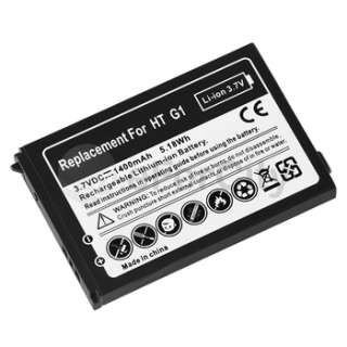 Battery Pack For HTC Dream T MOBILE GOOGLE G1 Android PHONE