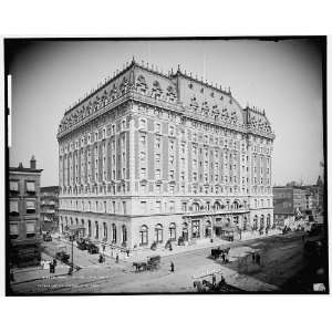Hotel Astor,New York