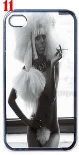 Lady Gaga iPhone 4 Hard Case