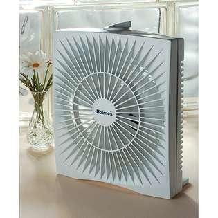 Jarden Consumer Fans Personal Box Fan White 2 Speed