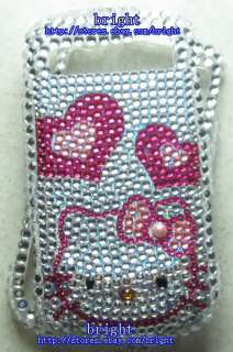 Hello kitty Bling Full Case Cover For Samsung Admire Vitality R720 #1