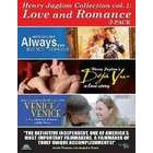 DVD HENRY JAGLOM COLLECTION 1 LOVE & ROMANCE (DVD/3PK)