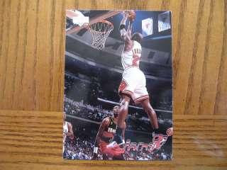 1997/98 Upper Deck MICHAEL JORDAN Jams 97 Card #139
