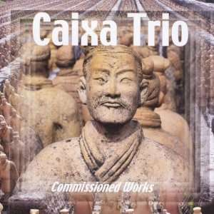 Caixa Trio Commissioned Works: Caixa Percussion Trio: Music