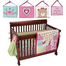 Tiny Dancer 10 Piece Crib Bedding Set   Pem America   Babies R Us