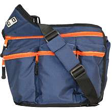 Diaper Dude Diaper Bag   Navy & Orange   Diaper Dude LLC   Babies R