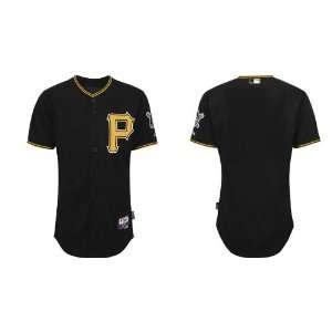Wholesale Pittsburgh Pirates Blank Black 2011 MLB