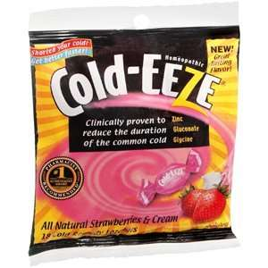 COLD EEZE LOZ STRWBRY & CREAM 18TB PROPHASE LABS Health