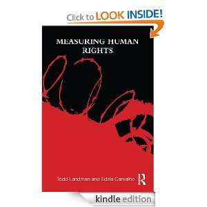Measuring Human Rights: Edzia Carvalho:  Kindle Store