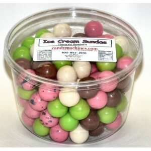 Ice Cream Sundae   Tub of Gumballs   4115 T:  Grocery