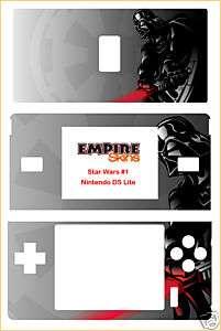 Star Wars #1   Quality Vinyl Skin   Nintendo DS Lite