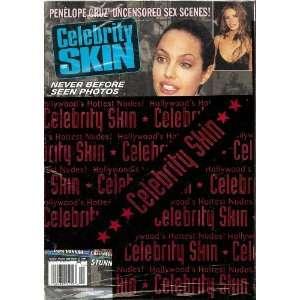 Celebrity Skin Magazine #102 Salma Hayek, Taraji P. Henson, Kate