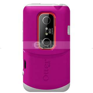 Genuine OEM Otterbox Commuter series Case Cover for HTC EVO 3D