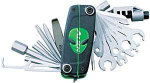 Topeak Alien 3 Multi Tool, 25 Tools with Bag 768661119133