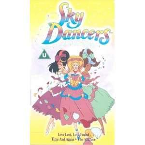 Sky Dancers [VHS] T.J. Benjamin, Andrea Burns, Thomas