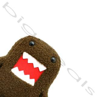 Domo Kun 7 Inch Plush Doll Stuffed Animal Toy In Licensed Figure