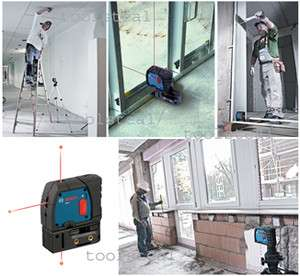 Bosch GPL3 3 Point Self Leveling Alignment Laser