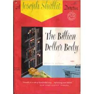 The Billion Dollar Body (Jonathan Press Mysteries, 42