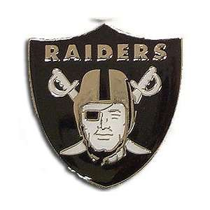 Oakland Raiders Logo Pin: Sports & Outdoors