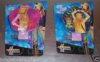 HANNAH MONTANA NIGHT LIGHT toys 4 kids party prizes