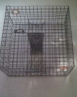 Do it yourself kit ; Commercial Grade heavy Duty Crab Pot / Trap