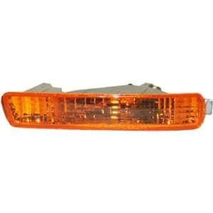 Drivers Front Signal Marker Light Lamp Assembly SAE & DOT Automotive