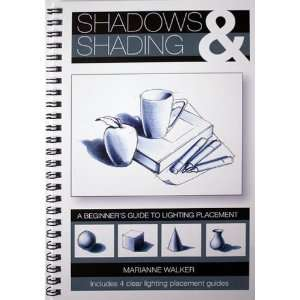 Copic Markers Shadows and Shading (0870538000076) Books
