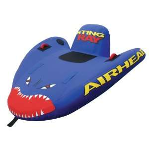 This listing is for a NEW Kwik Tek Airhead Stingray Inflatable Towable