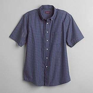 Wrinkle Free Mens Short Sleeve Shirt  Covington Clothing Mens Shirts