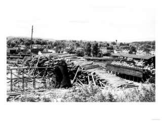 The Centralia Saw Mill in full operation Photograph   Centralia, WA